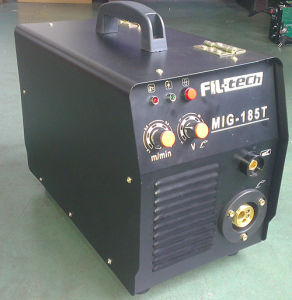 MIG IGBT Welding Machine with High Duty Cycle (MIG-185T) pictures & photos