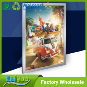 Wholesale 35mm Big Frame Super Thin Acrylic Crystal Light Box pictures & photos