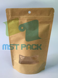 Ziplock Food Packaging Bag for Coffee or Tea pictures & photos