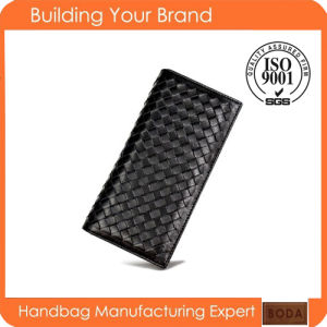 Hot Selling Fashion Genuine Leather Wallet for Men pictures & photos