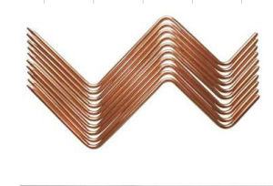 W Shape Sintered Copper Heatpipe pictures & photos