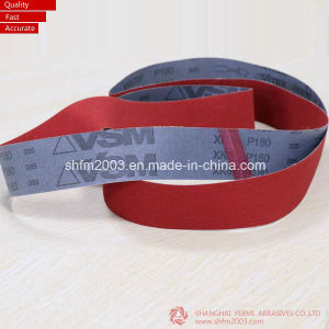 20*520mm, P80, Vsm Xk870X & Xk850X Ceramic Sanding Belts (VSM Distributor) pictures & photos