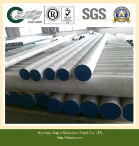 300 Series 2b Surface Stainless Steel Seamless Pipe Price pictures & photos