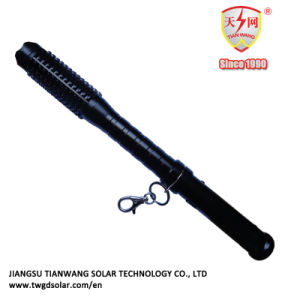 Long Electric Strong Stun Baton with Keychain Stun Guns pictures & photos