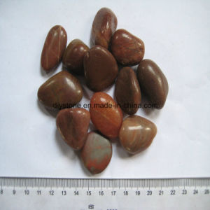 Red River Stone for Decoration pictures & photos