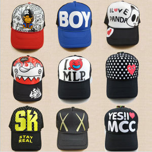 Promotional Blank Plain Baseball Cap pictures & photos