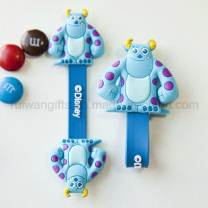 Hot Sale Cartoon Silicone Cable Winder pictures & photos