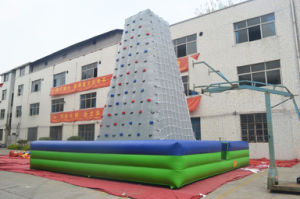 Inflatable Climbing Wall Rock Climbing Wall for Adult and Kid (chsp102) pictures & photos