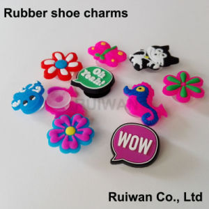 Wholesale 3D Soft PVC Shoe Charms for Kids Shoes Decoration pictures & photos