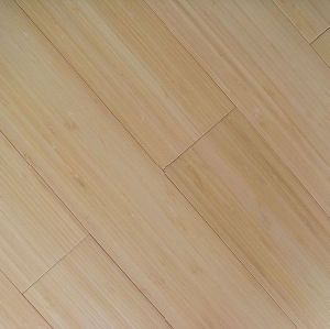 Solid Bamboo Flooring UV Lacquer Smooth Natural Vertical pictures & photos