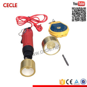 CE Approved Hand Held Electric Capping Machine for Sales