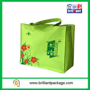 PP Woven Laminated Shopping Bag with Print Your Logo pictures & photos