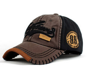 Fashion High Quality 3D Embroidery Baseball Caps pictures & photos