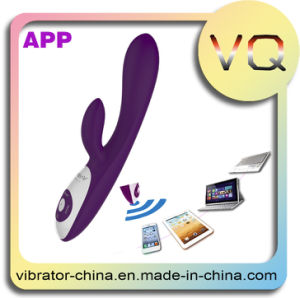 High End Voice Control APP Dildo APP Vibrator