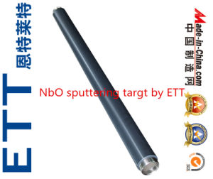 Nbox (Niobium Oxide) Rotary Sputtering Target Plasma Spray pictures & photos