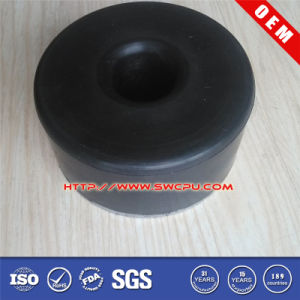 Custom-Made Mould Cylindrical Rubber Buffer (SWCPU-R-B036) pictures & photos