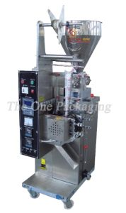 Vertical Cream Packaging Machine (lotion and cream) pictures & photos