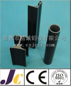 Extrusion Aluminum Tubes with Silver Anodized, Aluminum Pipe (JC-C-90041) pictures & photos