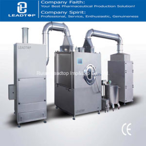 High Efficient Tablet Spray Coating Machine pictures & photos