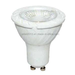 5W GU10/E27/E14/220V AC/430lm/38 Degree/Made of Plastic + Aluminum Body LED Spotlight Bulbs pictures & photos