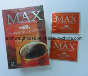 Natural Korean Ginseng Ganoderma Extract Max Slimming Coffee pictures & photos
