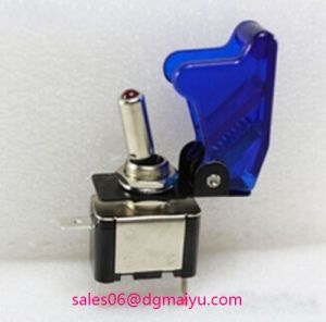 Blue Toggle Switch Control on/off-12V 20A pictures & photos