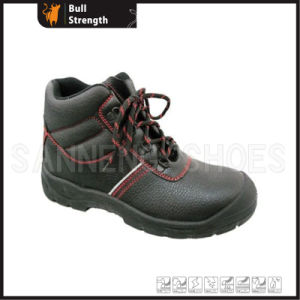 Hot Style Industry Leather Safety Shoes (Sn1661) pictures & photos