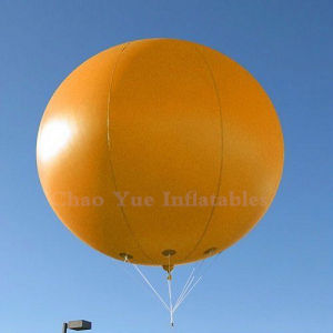 2.5m Orange Helium Balloon with Free Logo Printing pictures & photos