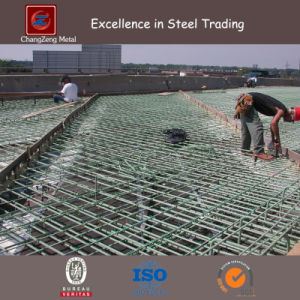 Carbon Deformed Steel Rebar for House Beams (CZ-R51) pictures & photos