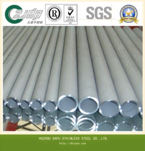 202 Grade Stainless Steel Seamless Pipe Manufacturer pictures & photos
