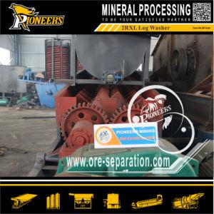 Placer Diamond Ore Double Screw 2rxl Washing Machine Log Washer