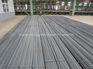 HRB400 Steel Structure Good Sale Steel Rebar