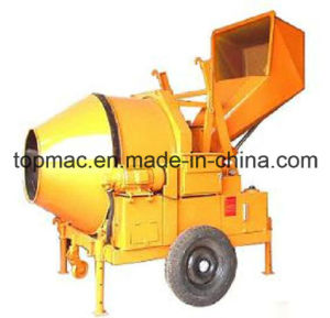Hydraulic Concrete Mixer by China Topall Factory (RDCM350-8EH) pictures & photos