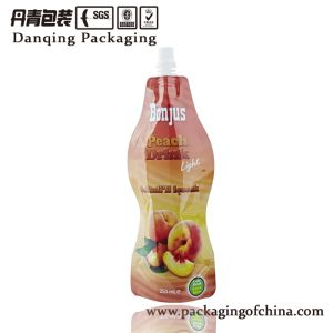 Packaging Bag Drinking Juice Bag Stand up Bag with Spout pictures & photos