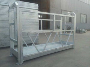 Heavy Galvanized Steel Structure Industry Fabrication, Large Metal Frame pictures & photos