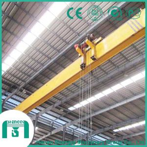Lowhead Room Single Girder Overhead Crane for Saving Construction Cost pictures & photos