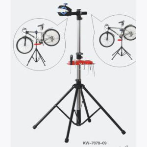 Steel Folding Bicycle Maintenance Repair & Storage Stand pictures & photos
