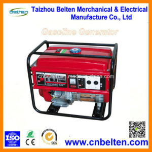 CE Approved 6kw Electric Start Gasoline Generator pictures & photos