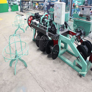 Factory Supply Best Price Double Twisted Barbed Wire Machine pictures & photos
