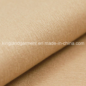 Polyester Wide Width Inherently Fire Retardant Brown Woven Fireproof Curtain pictures & photos
