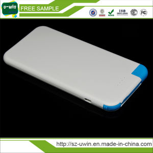 Universal USB Portable Power Bank 5000mAh for Cell Phone pictures & photos