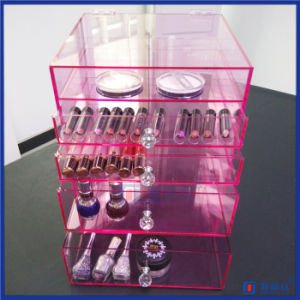 Pink Glam Vanity Acrylic Lux Box pictures & photos