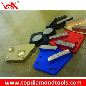 Magnetic Disc Concrete Grinding Diamond pictures & photos