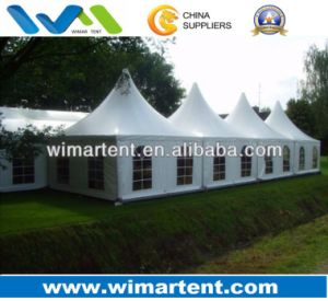 6mx6m Pagoda Tent Combined for Weeding, Events pictures & photos
