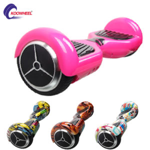 Two Wheels Hoverboard 6.5 Inch Smart Self Balancing Scooter pictures & photos