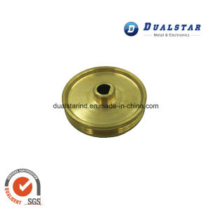 Precise Brass Wheel for Air Conditioner pictures & photos