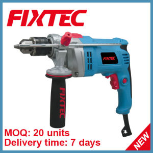 Fixtec 900W 13mm China Electric Impact Drill Z1j 13mm Both Drill and Hammer Function pictures & photos