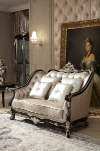 Classical Wooden Furniture Sofa pictures & photos