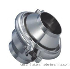 Wenzhou Professional Manufacturer DIN Welded Check Valve