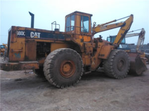 Used Caterpillar Wheel Loader 980c (Cat 980C Loader) pictures & photos